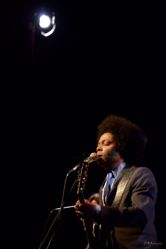 Alex Cuba at the Della Herman Theatre